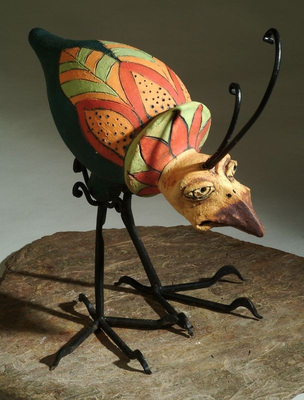 bóbitás madár