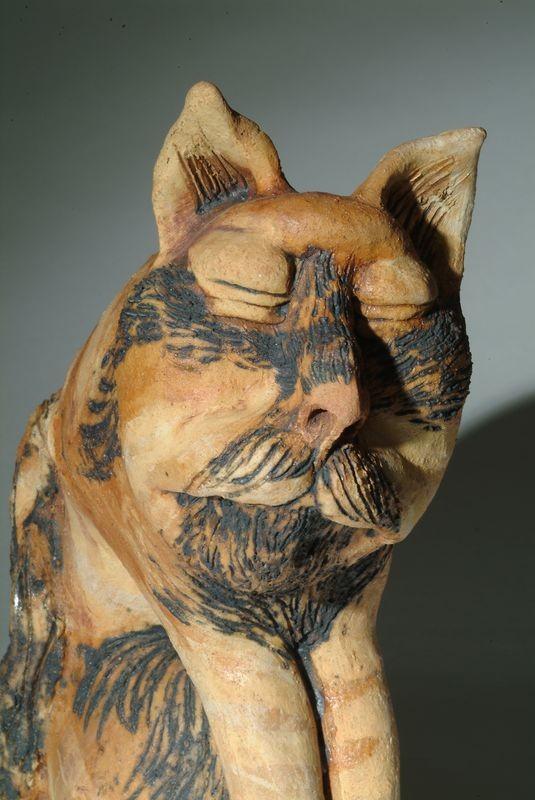 macska 3 portré