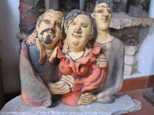 Kis család portré