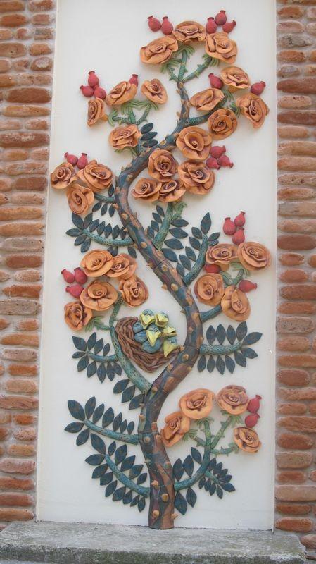 Rózsa fa