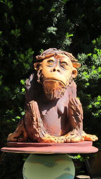 majom 7 - Egyedi kerámia